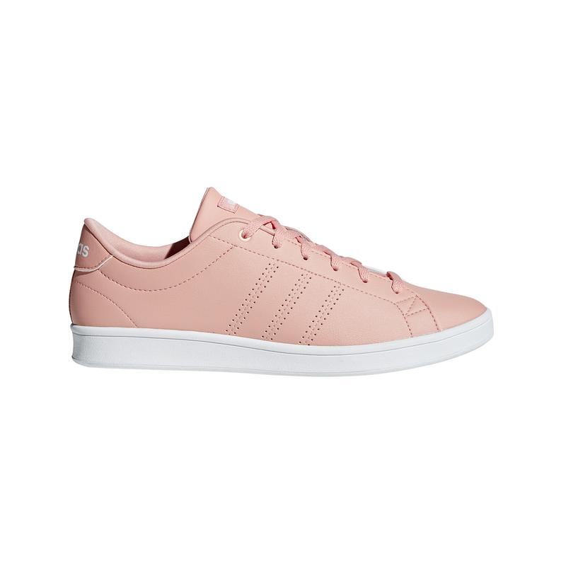 Zapatillas de mujer ADIDAS ADVANTAGE CLEAN QT rosa F34708
