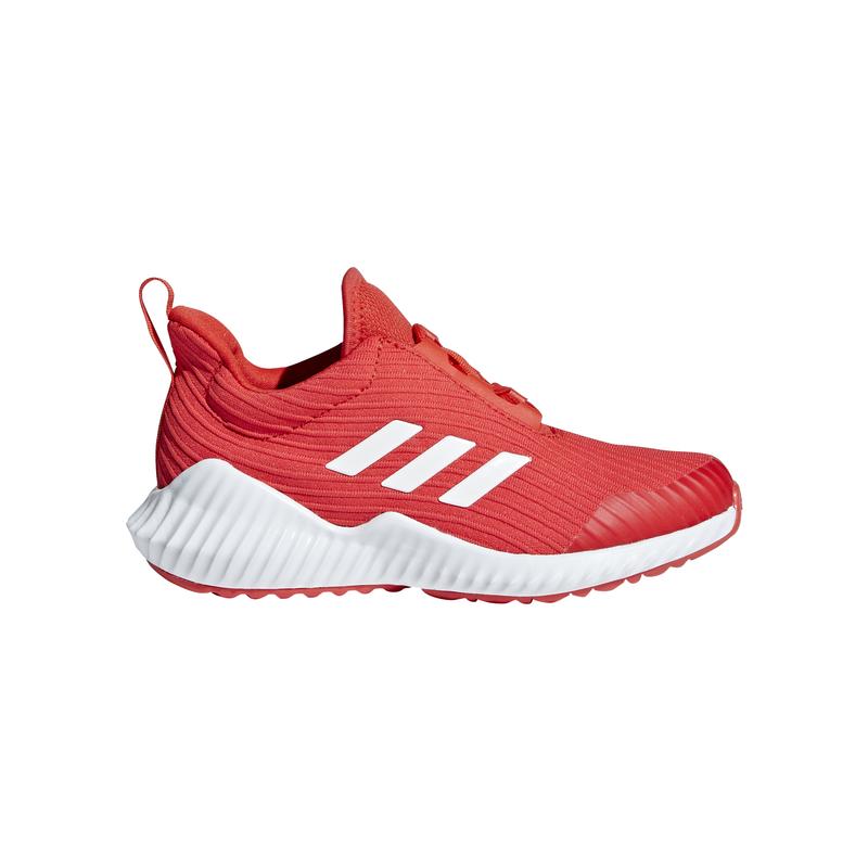 Zapatillas running niño-a ADIDAS FORTARUN rojas AH2621