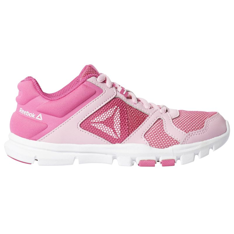 Zapatillas de niña-o REEBOK YOURFLEX TRAIN 10 rosa CN8608
