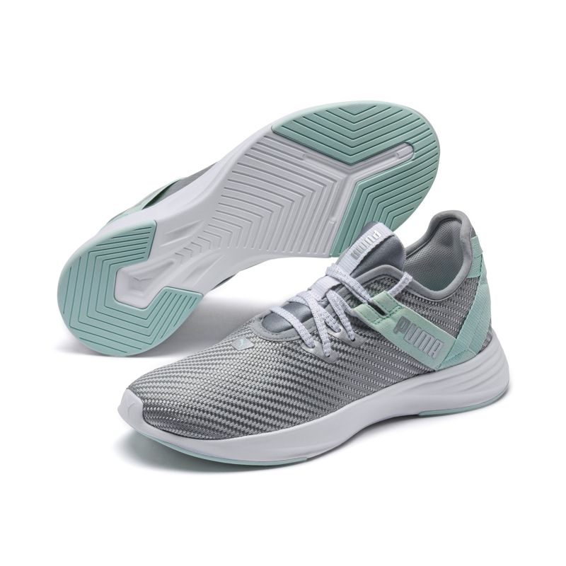 Zapatillas de mujer PUMA RADIATE XT COSMIC gris 192256-02