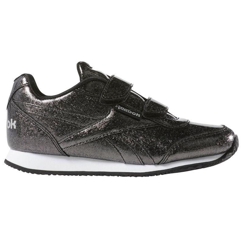 Zapatillas niña REEBOK ROYAL CLASSIC JOGGER negras DV4001