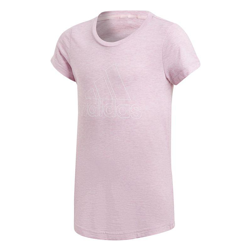 Camiseta de niña ADIDAS ID WINNER rosa DV0283