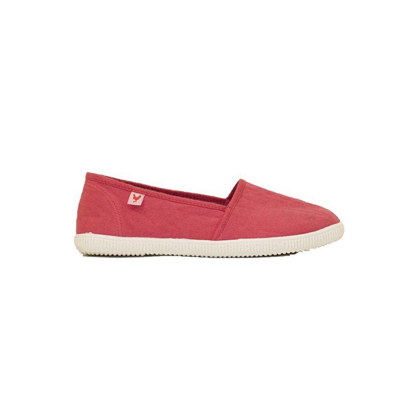 Zapatillas de mujer WALK IN PITAS CAMPING coral 9-1