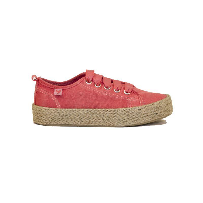 Zapatillas de mujer WALK IN PITAS ADA rosa 12-1