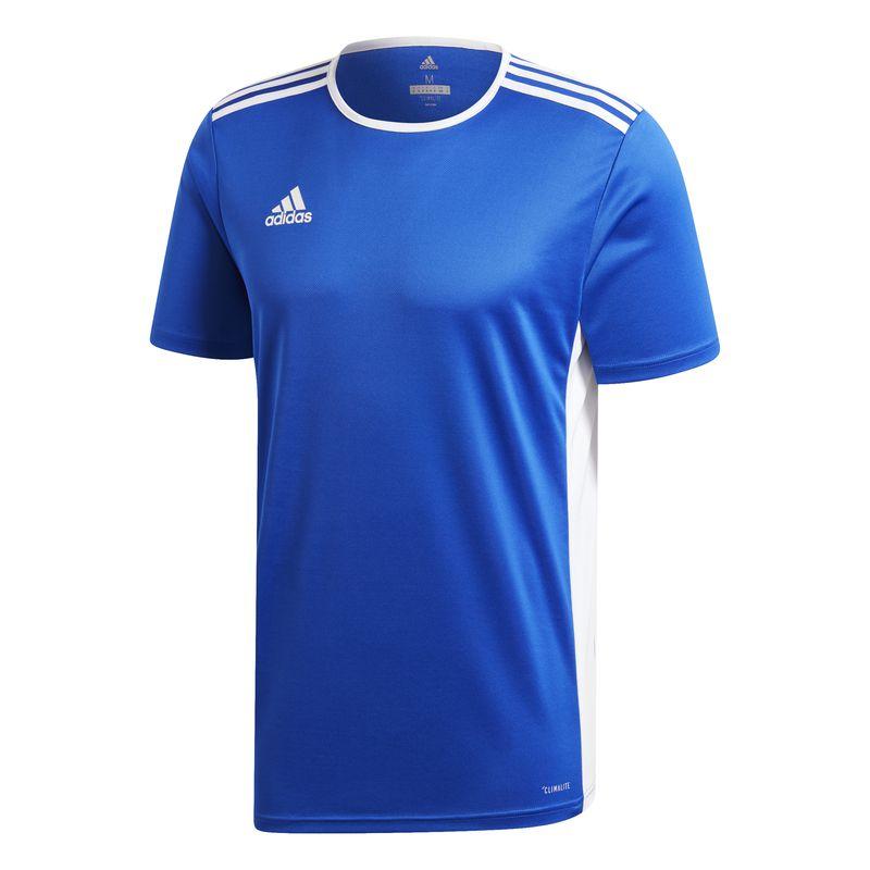 Camiseta de niño-a ADIDAS ENTRADA 18 azul CF1037