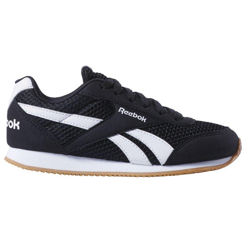 Zapatillas de niño-a REEBOK ROYAL CLASSIC JOGGER negro DV4027