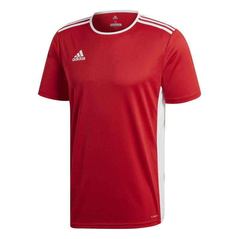 Camiseta de niño-a ADIDAS ENTRADA 18 roja CF1038