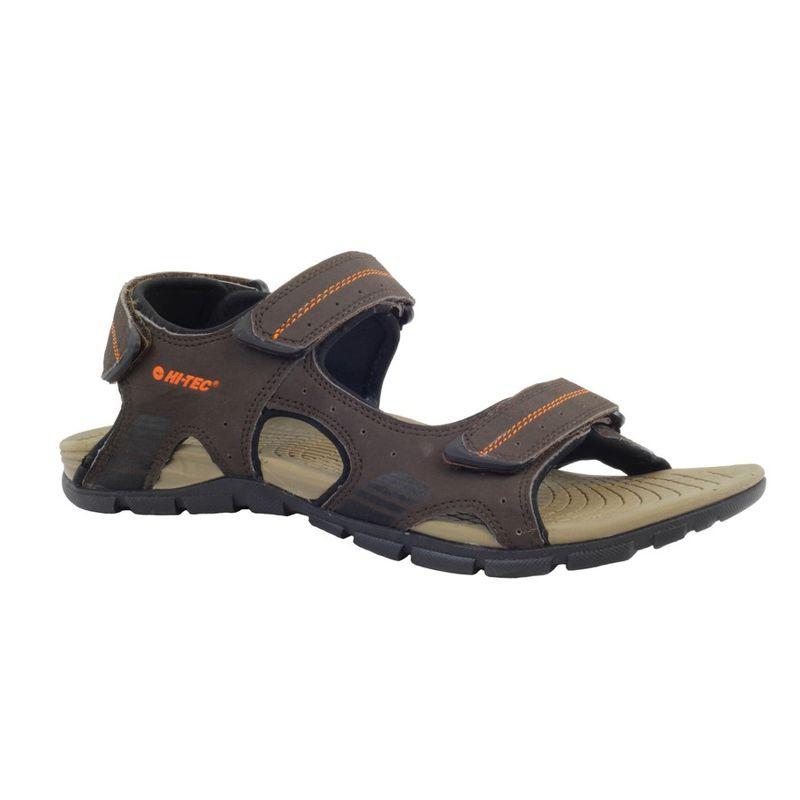 Sandalia HI-TEC PALAOS marrón 090020002