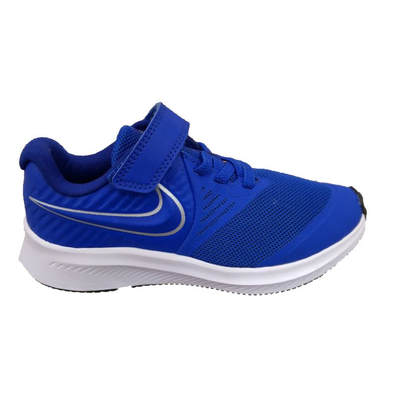 Zapatillas running de niño-a NIKE STAR RUNNER azul AT1801-400