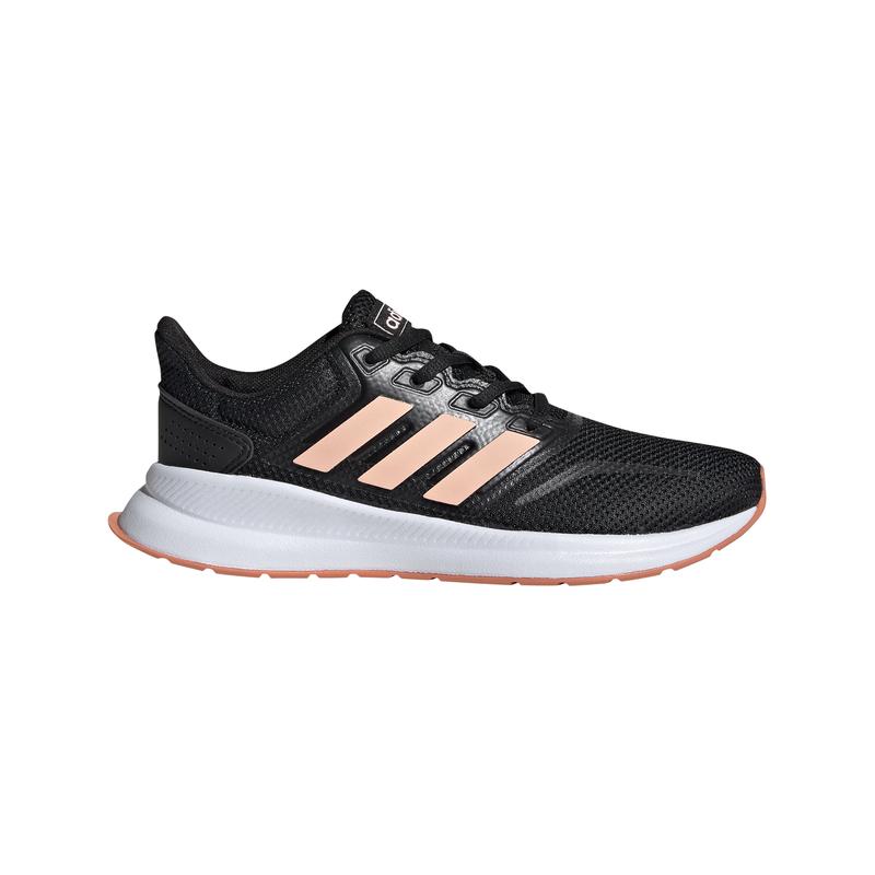 Zapatillas running de niña ADIDAS RUNFALCON negra EE6932