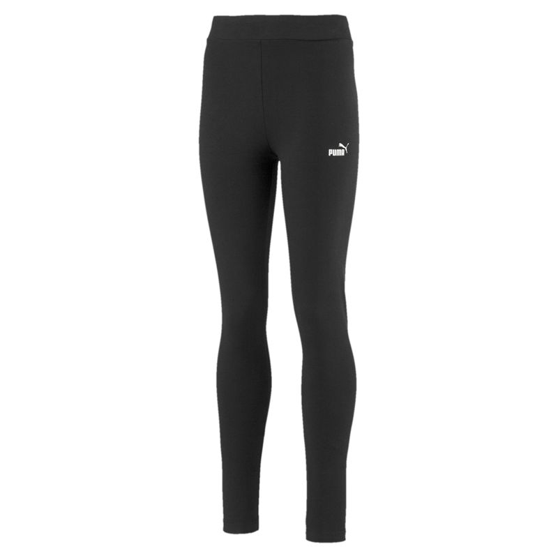 Leggings de niña PUMA ESSENTIALS negros 851764-01