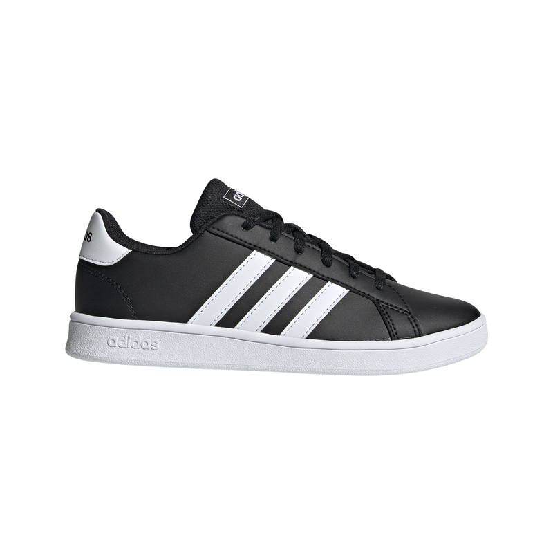 Zapatillas de niño-a ADIDAS GRAND COURT negra EF0102