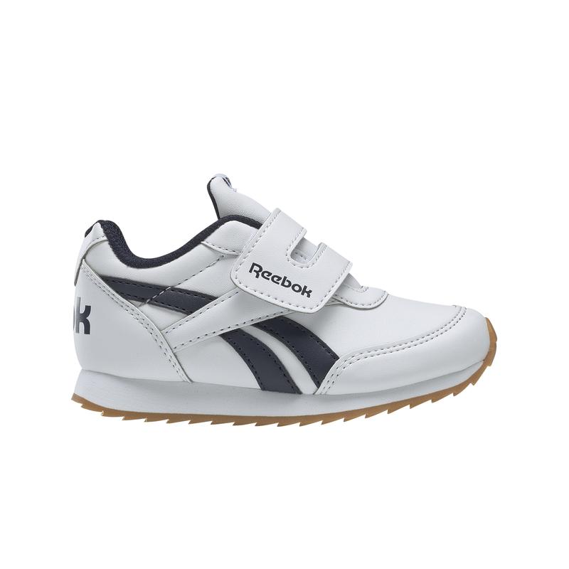 Zapatillas de niño-a pequeño REEBOK ROYAL CLASSIC JOGGER 2.0 blanco y marino DV9462
