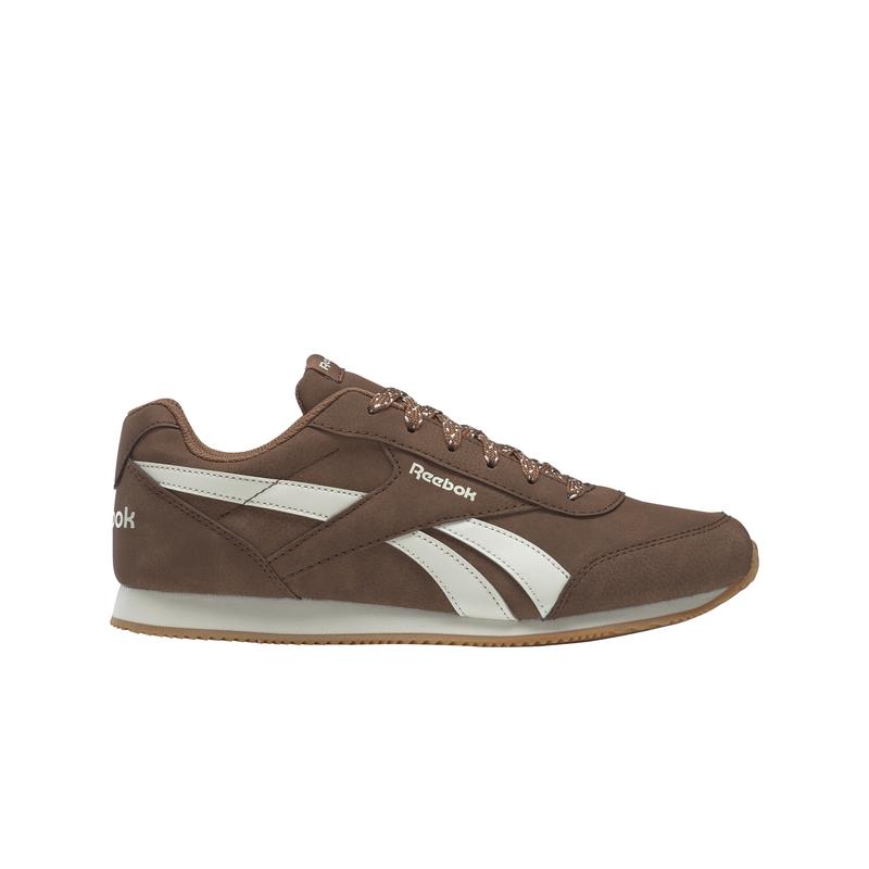 Zapatillas de niño-a REEBOK ROYAL CLASSIC JOGGER 2.0 marrón DV9145