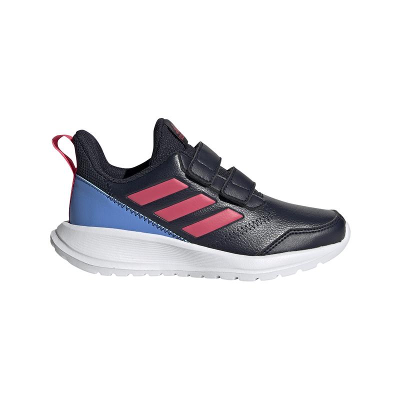 Zapatillas de niña-o ADIDAS ALTARUN negra, rosa y azul G27230