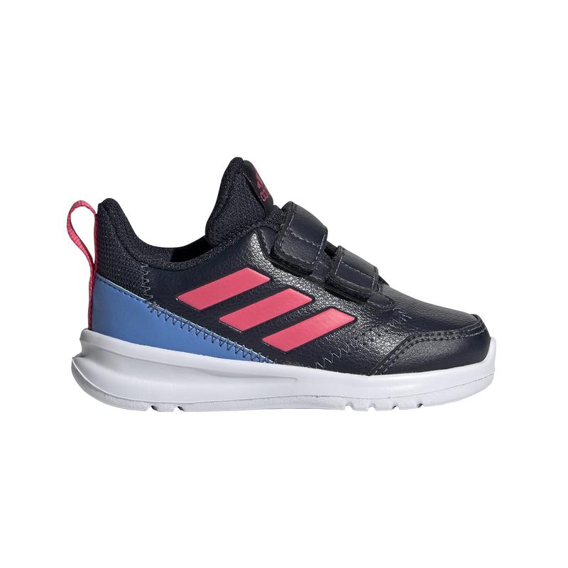 Zapatillas de niña-o  pequeña ADIDAS ALTARUN negra, rosa y azul G27280
