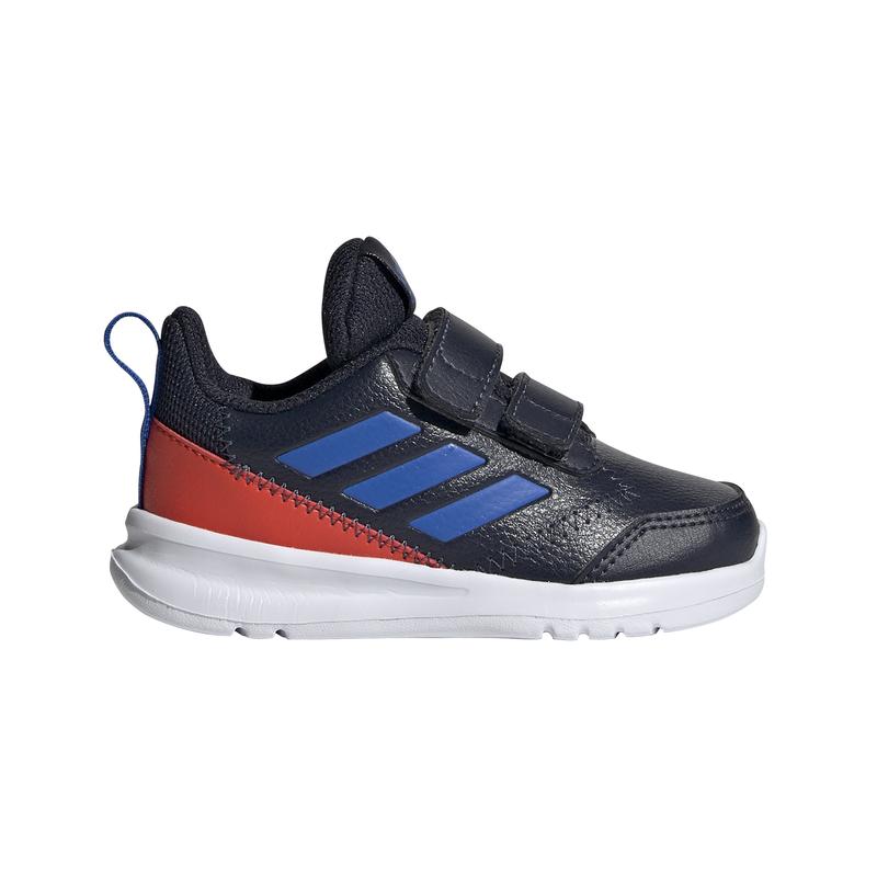 Zapatillas de niño-a  pequeño ADIDAS ALTARUN negra, azul y naranja G27279