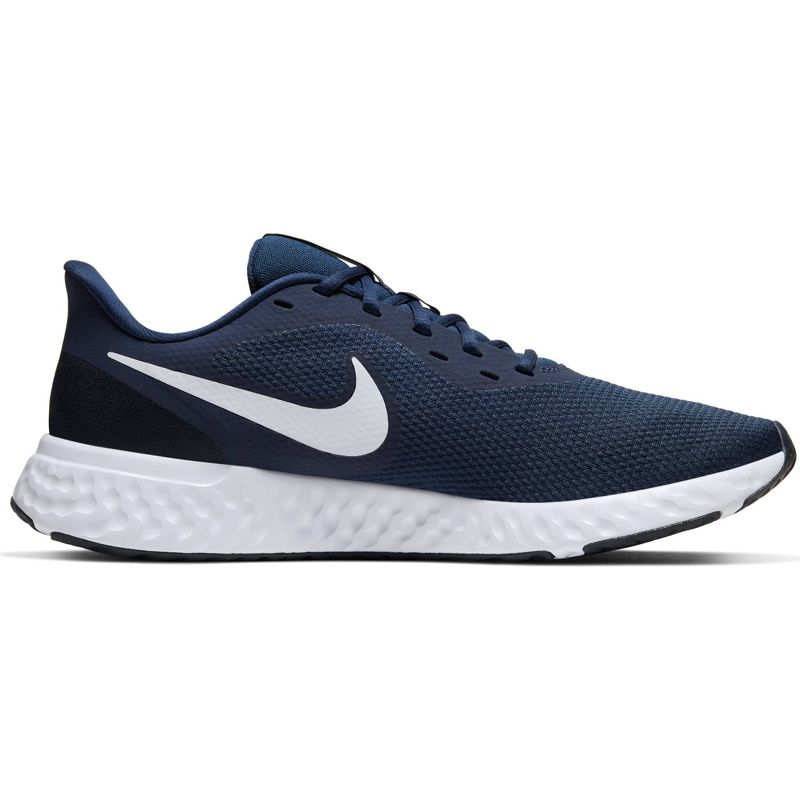 Zapatillas running NIKE REVOLUTION 5 marino BQ3204-400