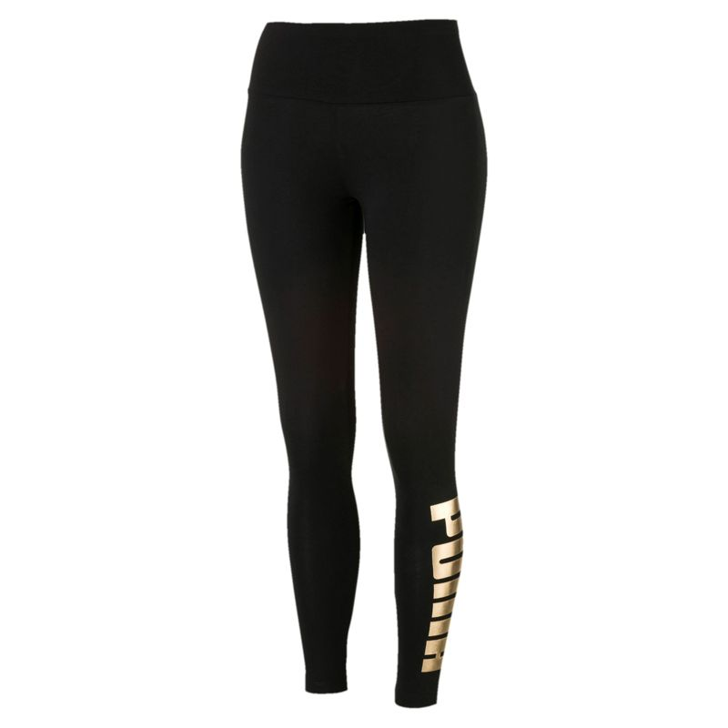 Leggings de mujer PUMA HOLIDAY PACK negros 581769-01