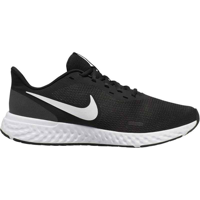 Zapatillas running NIKE REVOLUTION 5 negras BQ3204-002