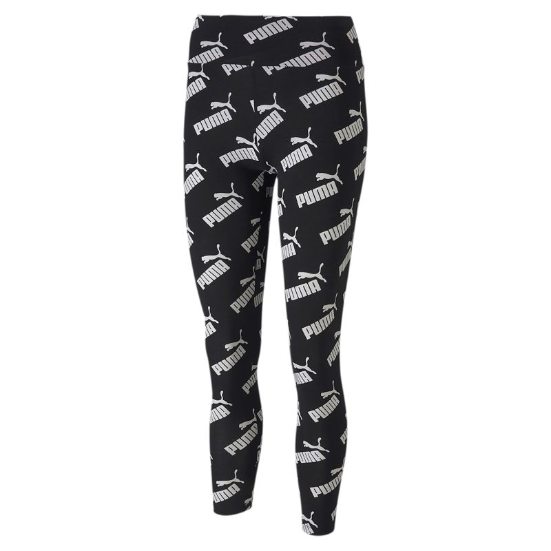 Leggings de mujer PUMA AMPLIFIED negra 58122501