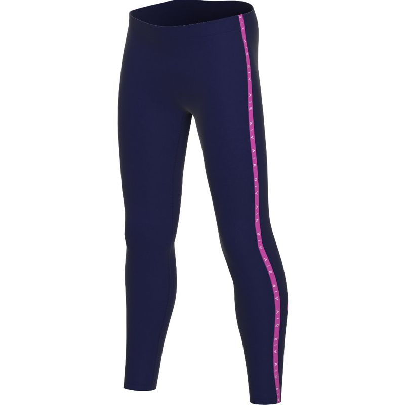 Leggings de niña-o NIKE AIR marino y morado CJ7416-492