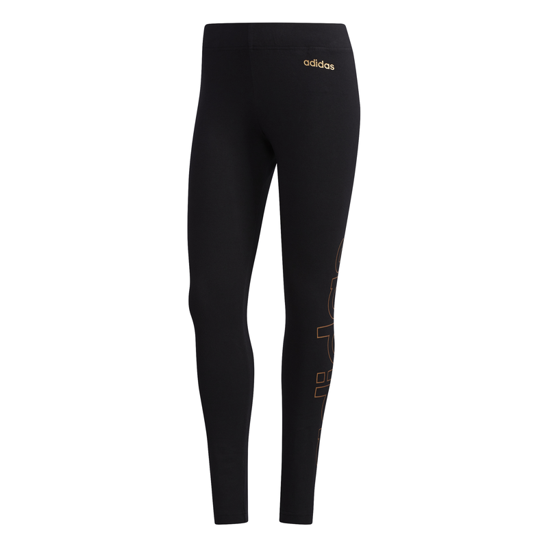 Leggings de mujer ADIDAS ESSENTIALS BRANDED negra FL9194