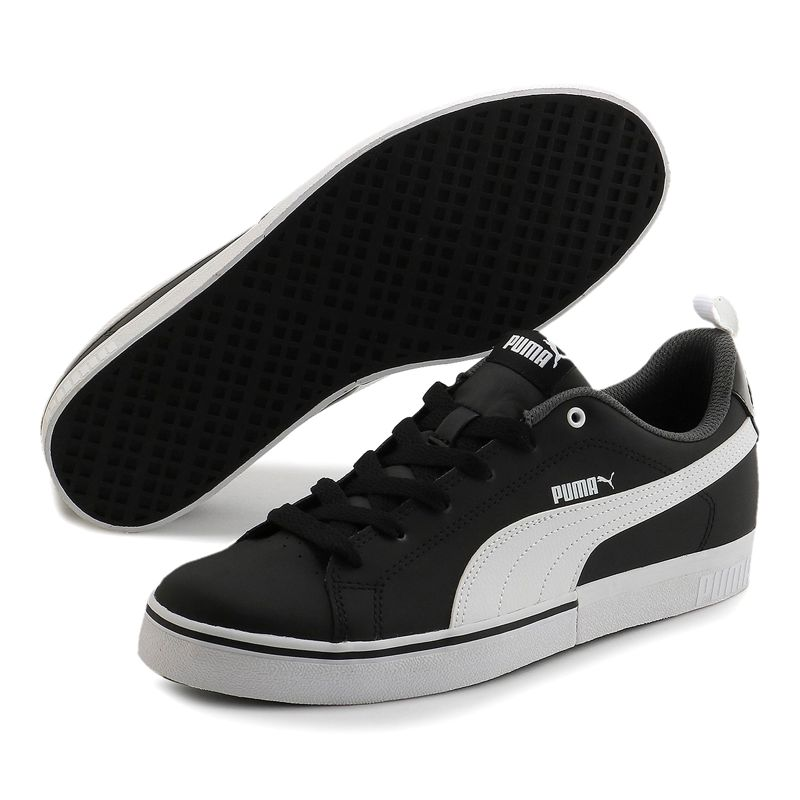 Zapatillas PUMA BREAK POINT VULC negra 372290-01