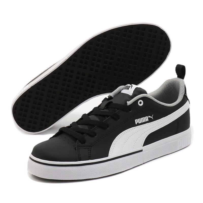 Zapatillas para niño-a PUMA BREAK POINT VULC JR negra 373633-01