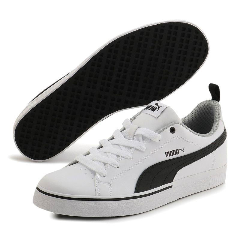Zapatillas PUMA BREAK POINT VULC blanca 372290-02