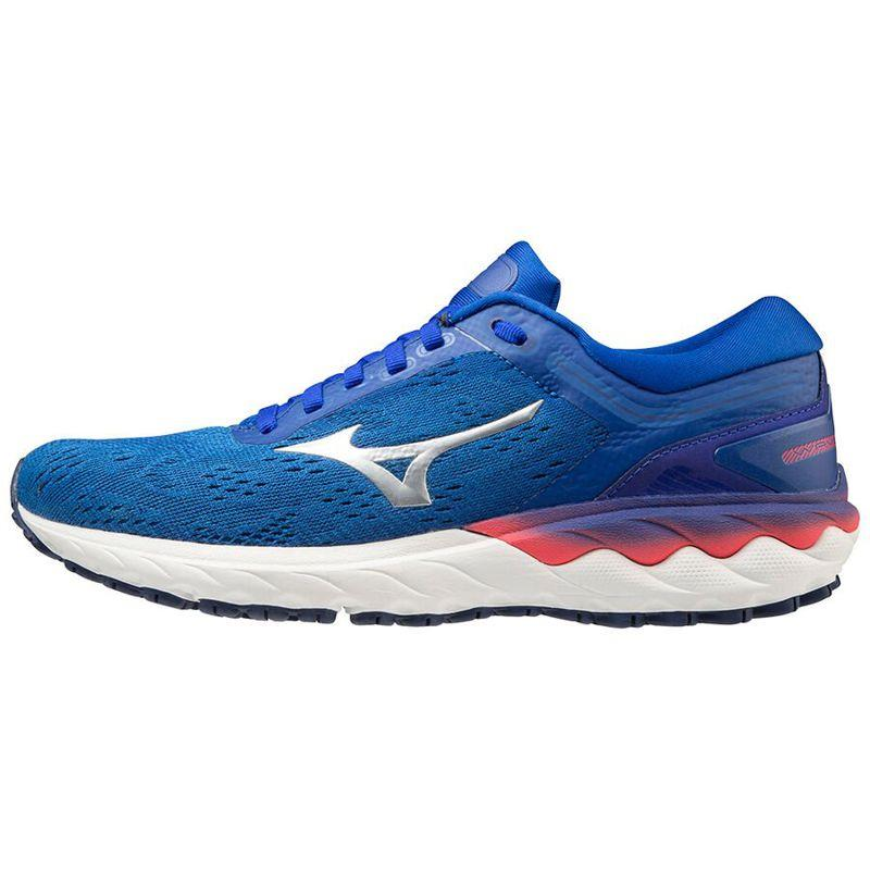 Zapatillas running MIZUNO WAVE SKYRISE azul J1GC200955